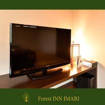 和室8畳 シャワー付 テレビ