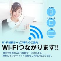 WI-FI接続可能です