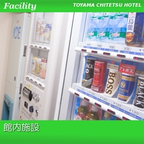 自動販売機コーナー(2・5・7・9F)