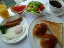 朝食 洋セット