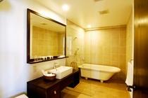 デラックスタイプ 浴室