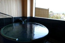 信楽焼き陶器風呂