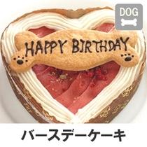 【ワンちゃんに】バースデーケーキ