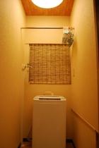 洗濯スペース(聖護院 ななこ)