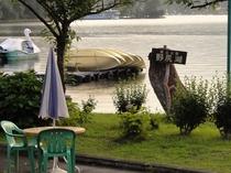 国立公園 野尻湖