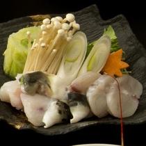 平成28年 秋 おすすめ懐石 てっちり鍋