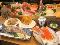 料理の一例10 ※料理内容は、季節や仕入れ状況によって多少変わります。
