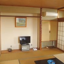 【和室一例】シンプルな畳のお部屋になります