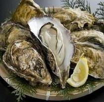 ブランド浦村かき。浦村一美味しいと言われる、山善水産のかきをご用意します。