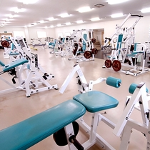 ■体育館■[トレーニングルーム]
