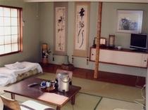 客室「竹の間」8畳