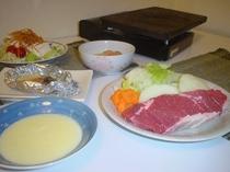 お食事の1例