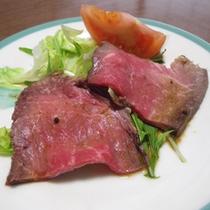 *【夕食一例】ローストビーフ