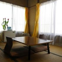 *【和室】仙石原の自然を楽しみながら、お過ごし下さい。
