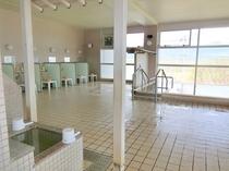 大浴場 紅梅の湯(檜風呂)