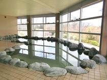 大浴場 白梅の湯(岩風呂)