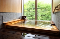 貸切内風呂〜花ごよみ