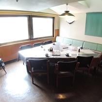 *館内/レストラン。朝食はこちらでご用意いたします。