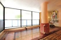 壁画風呂その2