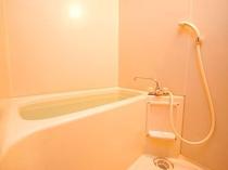 プライベートコテージ(ログタイプ)内観浴室
