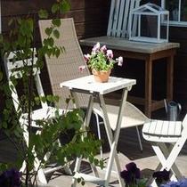 春の中庭3
