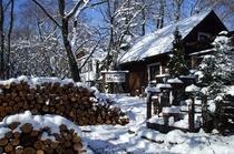 冬のモータウン(ログハウス)④
