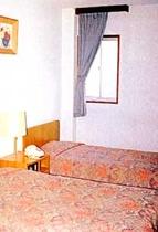客室例:ツインルーム