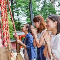 箱根神社・芦ノ湖(お車で約25分)