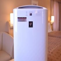 シャープ製プラズマクラスター加湿空気清浄機 全室