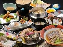 瀬戸内の海の幸を味わいつくす!『魚づくし 宝楽焼』 1泊2日 11,800円〜