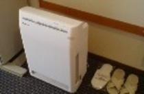 m)全客室空気清浄機付き