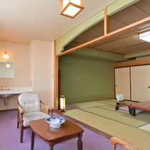 温泉付客室12.5畳のお部屋2