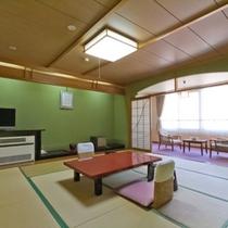 温泉付客室12.5畳のお部屋