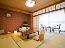 和室8畳タイプのお部屋例