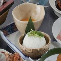 冬の三大味覚(雑炊)