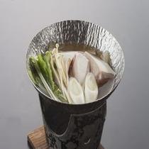 海鮮三昧プランのブリ鍋です!