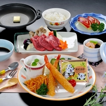 (冬季)小学生用夕食