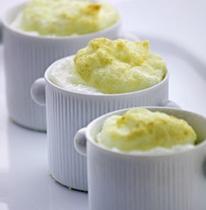 エッグスフレ モンサンミッシェル風《ブラッスリー ベルデマール/朝食》