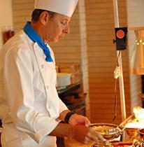 出来たてのオムレツやトーストを…《ブラッスリー ベルデマール/朝食》