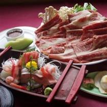 *ご夕食一例/和牛すき焼き