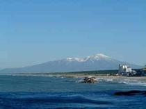 鳥海山と湯野浜温泉☆