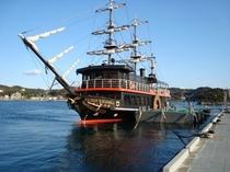 黒船サスケハナ号