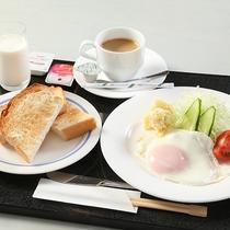 【選べる朝食一例】洋食
