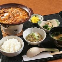 【夕食一例】日替わりの定食