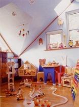 おもちゃの部屋