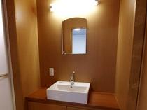 洗面所の一例