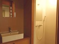 シャワールームの一例