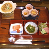 *ご朝食(一例)