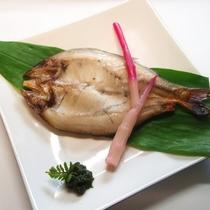 *【夕食一例】伊南川小鮎の開き