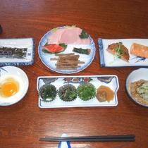 *【朝食全体例】清水屋お勧めプラン